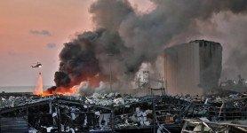 Recherche sur le rôle du nitrate d'ammonium dans l'explosion à Beyrouth